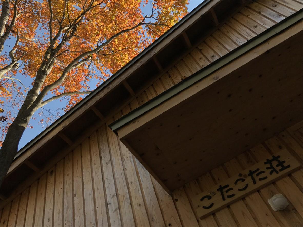 その他事例:ごたごた荘(OUR CABIN OUR DIY~直営、DIYで小屋をつくる~)