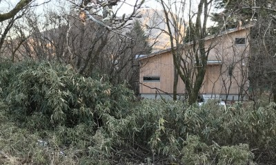 If winter comes,can spring be far behind.|OUR CABIN OUR DIY~直営、DIYで小屋をつくる~