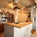 つながりのある家の写真 キッチン