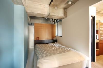 ベッドルーム (つながりのある家)