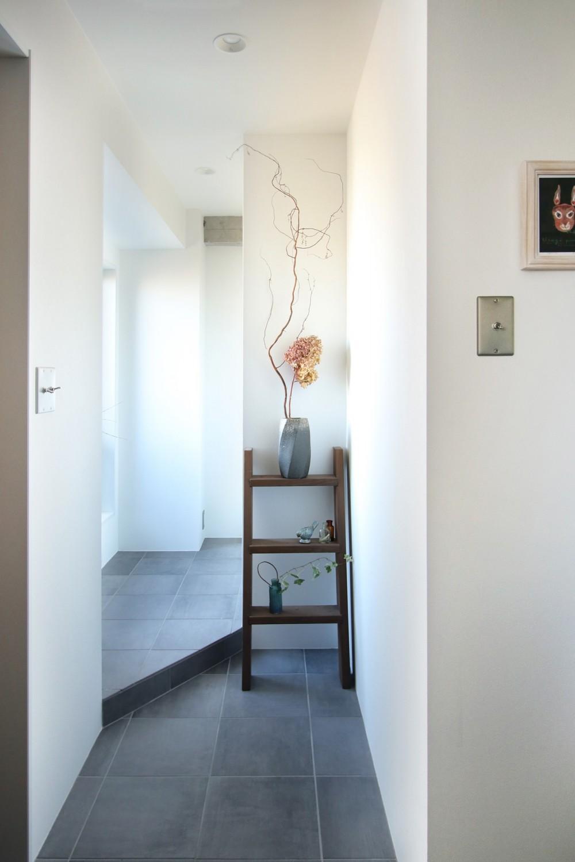 つながりのある家 (玄関)