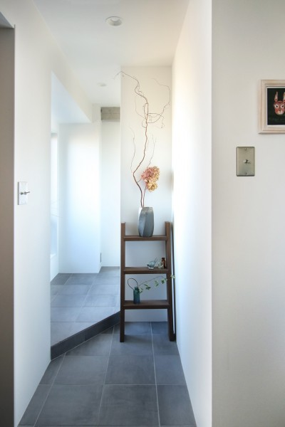 玄関 (つながりのある家)