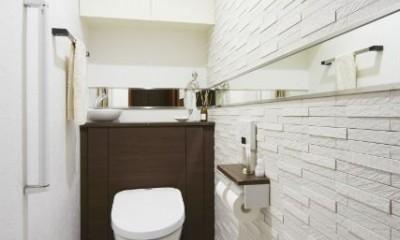 トイレ|憧れのエレガントモダンな空間