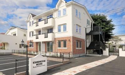 6世帯のファミリーアパートメント|Kengington House(ケンジントンハウス)
