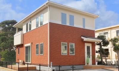 デザイナーズ企画仕様:オランダの家