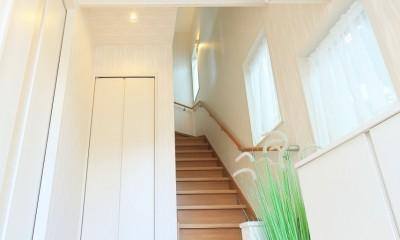 デザイナーズ企画仕様:オランダの家 (玄関ホール)