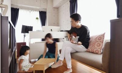 川崎市W様邸 ~奏でる暮らし。~ (防音室で楽器を楽しむ)