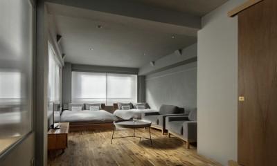 目白通りのアパートメントホテル Ⅱ