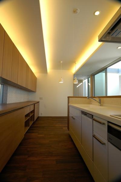 キッチン (E-House)