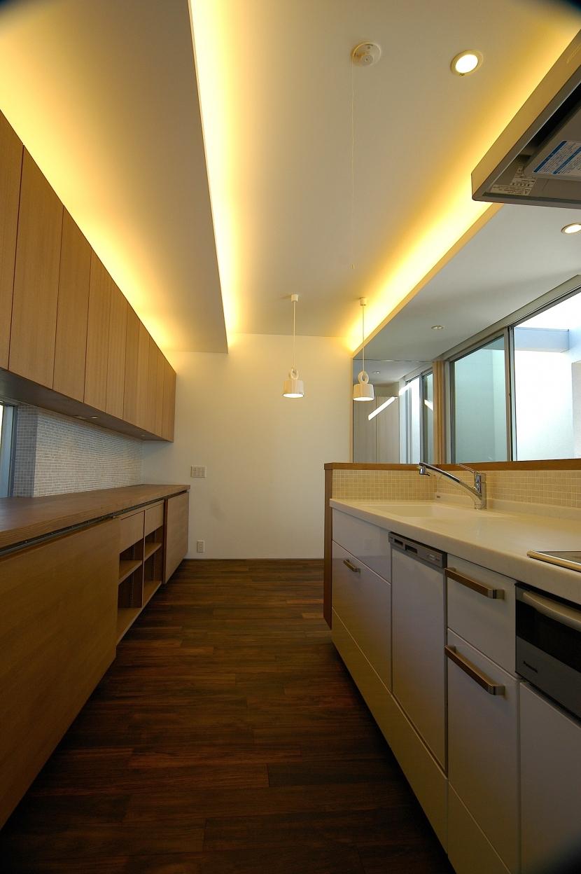 E-Houseの部屋 キッチン