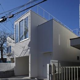 めぐる家 (外観)