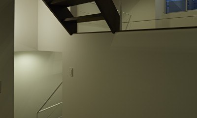 めぐる家 (階段)