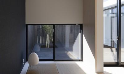 平屋デザインの家 OUCHI-41 (和室)