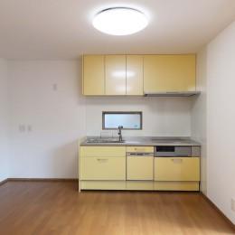 斬新なアイデアいっぱいの家 (キッチン)