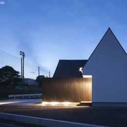 平屋デザインの家 OUCHI-41