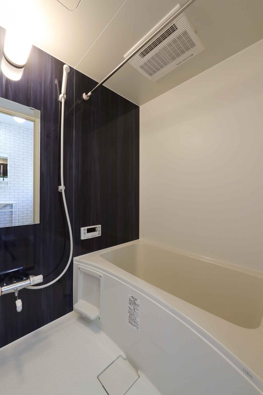 インテリアから逆算したリノベーション。 (浴室)
