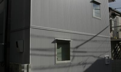 上連雀の家