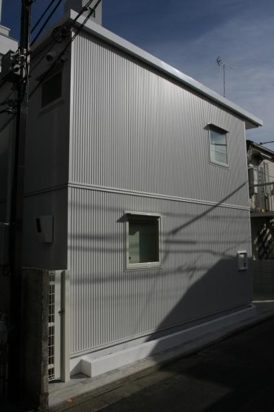 上連雀の家 (外観)
