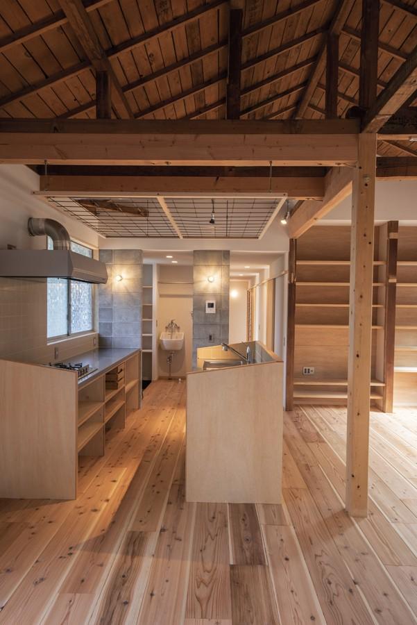 古今 Design &Crafts「平塚の平屋」