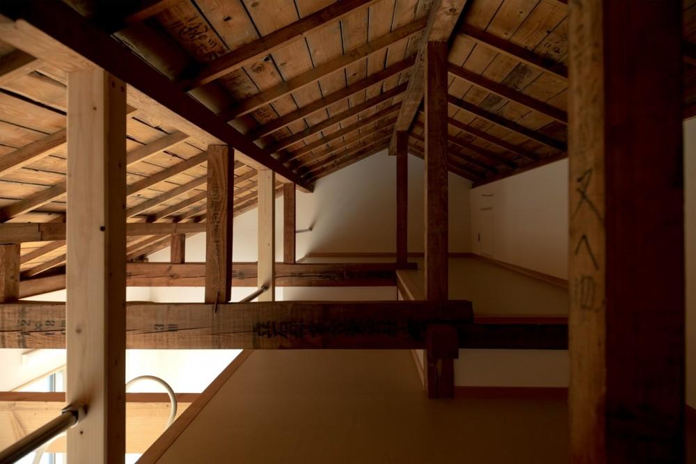 平塚の平屋 (ロフト)