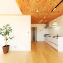 株式会社サンユーハウジングの住宅事例「中古マンション・フルリノベーション_002「光と風が通りぬけるやすらぎの住空間」」