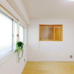 中古マンション・フルリノベーション_002「光と風が通りぬけるやすらぎの住空間」 (002「光と風が通りぬけるやすらぎの住空間」洋室02)