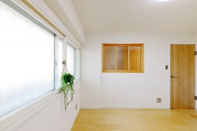 002「光と風が通りぬけるやすらぎの住空間」洋室02 (中古マンション・フルリノベーション_002「光と風が通りぬけるやすらぎの住空間」)