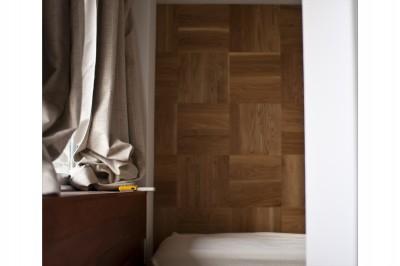 FMhouse // 築50年を過ぎたマンションのリノベーション (ベッドルーム)