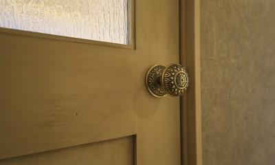 充実した収納でいつでもキレイな家に。アンティークな雰囲気漂うマンションリノベーション
