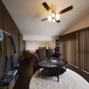 ナサホーム NasaHomeの住宅事例「家族全員のプライベート空間を確保したメゾネット住宅」