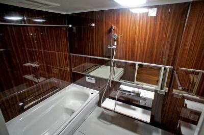浴室 (大正ロマンコーディネーション)