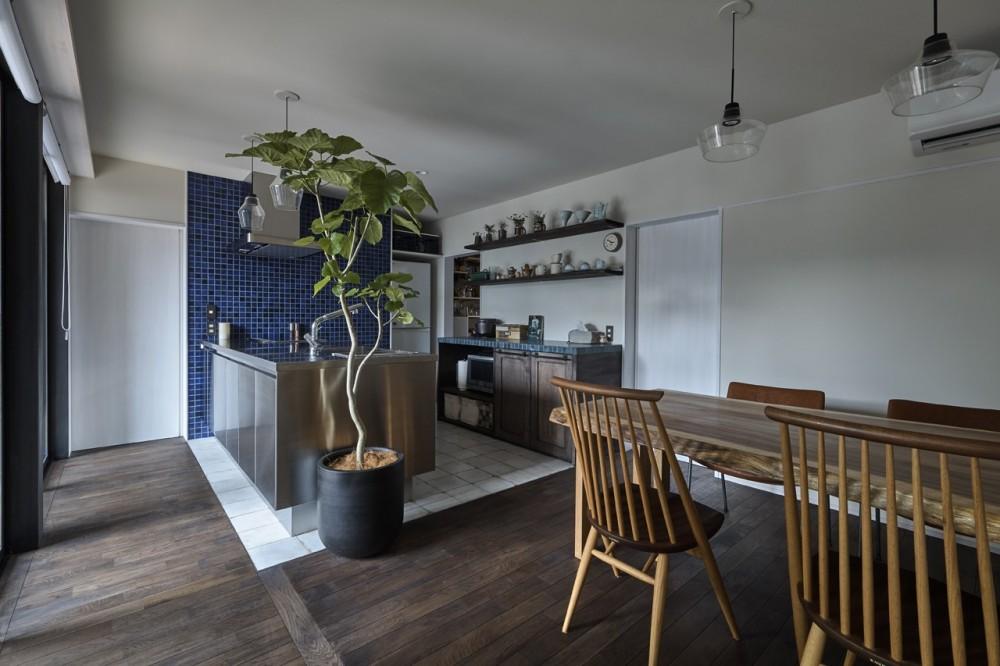 大将軍の家 (キッチン+ダイニング)