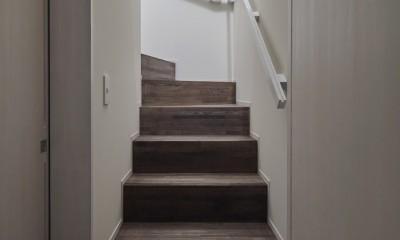大将軍の家 (階段)