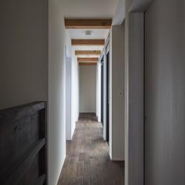 大将軍の家 (廊下(2階))