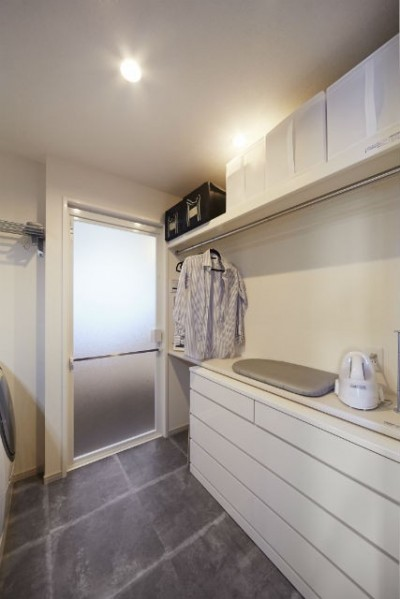 洗面所 (ライフスタイルに合わせたリフォームで理想の暮らし)
