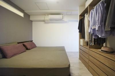 寝室 (ライフスタイルに合わせたリフォームで理想の暮らし)