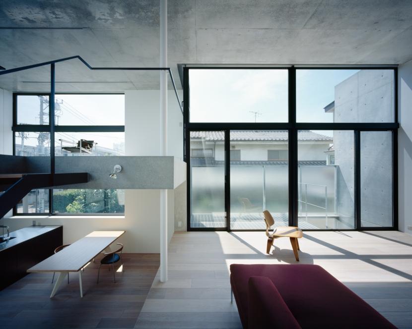 建築家:黒崎敏「KNOT」