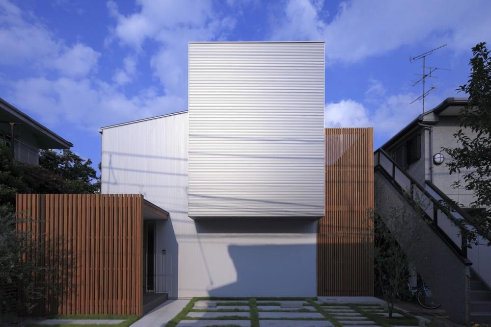 東玉川の家 (外観)