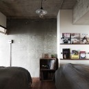 混ぜるほどに味が出る暮らし。愛知県安城市・マンションリノベーションK様邸の写真 寝室