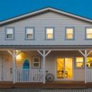 glazzoの住宅事例「カバードポーチのある家ー期間限定モデルハウスー」