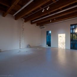 小立野台地の家|街を見下ろす眺望の良い家 (アトリエ・ギャラリー)
