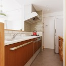 O邸_自分たちらしくナチュラルにの写真 キッチン