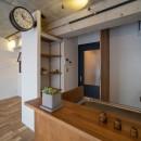 SCOMOの住宅事例「マンションリフォーム『Industrial styleと畳フローリングの融合』」