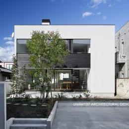 026高崎Mさんの家 (外観)
