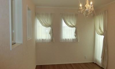 デザイナーズ企画仕様:シンプルハウスN (寝室)