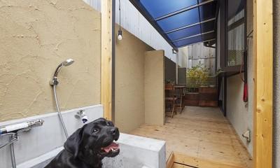 愛犬と快適に暮らせる工夫を凝らしたペットリフォーム