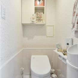 卓上IHコンロでセパレート可能なフリースタイルキッチン (トイレ)