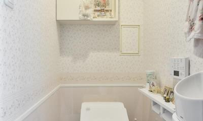 トイレ|卓上IHコンロでセパレート可能なフリースタイルキッチン