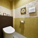 川崎市T様邸 ~風の通り道~の写真 トイレ