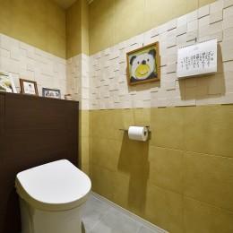 川崎市T様邸 ~風の通り道~ (トイレ)